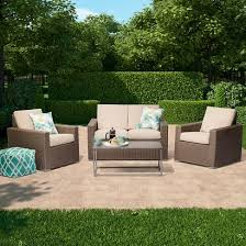 Threshold Heatherstone patio furniture collection from Tar