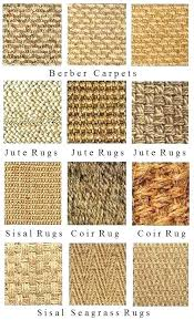 types of rugs materials diffe types of rugs a beginners guide to natural fiber bungalow interior types of rugs materials best material for area