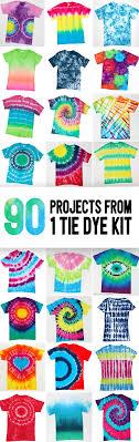 Tie Dye Patterns Simple Ideas