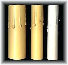 chandelier candlestick sleeves chandelier candle sleeve covers chandelier candle sleeves home lighting