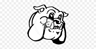 friendly bulldog mascot clipart. Fine Mascot Friendly Bulldog Head  Bulldogs Logo On Mascot Clipart