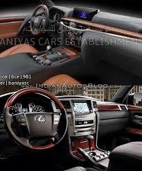 2016 Lexus LX570 vs 2014 Lexus LX570 - Old vs New