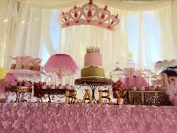 Crown Lavender And Gold Baby Shower Centerpiece  Girls RoyalPrincess Theme Baby Shower Centerpieces