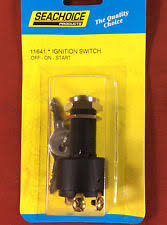 boat ignition switch ignition switch inboard boat marine off on start 3 position seachoice 11641