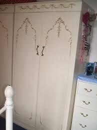 wardrobe : Vintage Style Wardrobes Glamorous Vintage French Style ...