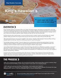 kings hawaiian netapp case study