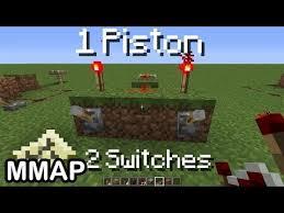 minecraft way switch redstone tutorial