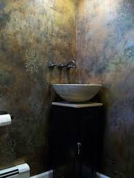Metal Effects Wall Finish | Modern Masters: Best of 2014. Faux Painting ...
