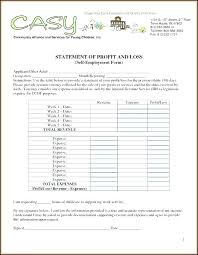 monthly profit and loss statement template free download profit and loss statement template free account format word