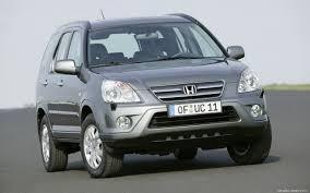2005 Honda CR-V - Information and photos - MOMENTcar