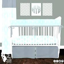 grey crib bedding set mint green crib bedding gray and mint bedding mint and grey nursery
