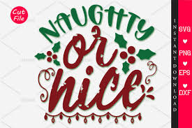 Here are all of the little slips of paper. Naughty Or Nice Svg Graphic By Orindesign Creative Fabrica Naughty Watercolor Background Svg