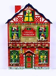 santas work advent calendar