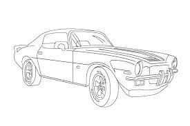 chevrolet camaro colouring pages classic coloring to print for free chevy camaro coloring pages