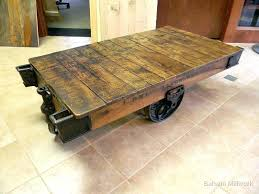 mill cart coffee table mill cart coffee table cart coffee table image of furniture factory cart mill cart coffee table