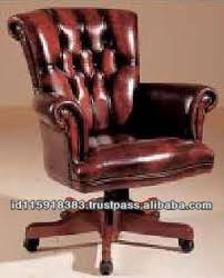 classic office chairs. Classic Furniture Office Chair 003 - Mahogany Indonesia Chairs B