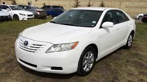Pre Owned White 2009 Toyota Camry V6 Auto LE In Depth Review ...