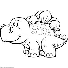 Dinosaur Coloring Page Cute Dinosaur Coloring Pages Free Dinosaur