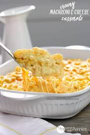 this creamy macaroni and cheese cerole is a show stopper it s easy to make with