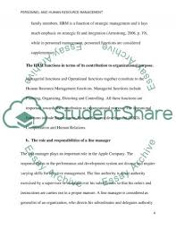 hrm of apple company assignment example topics and well written text