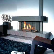 3 sided fireplace marvelous 3 sided fireplace 3 sided fireplace ideas unique ideas 3 sided gas