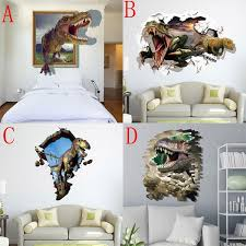 60 90cm new 3d world wall stickers decorative wall decal wallpaper party decoration christmas wall art dinosaur bedroom decals for adults bedroom decals for  on dinosaur bedroom wall stickers with 60 90cm new 3d world wall stickers decorative wall decal wallpaper