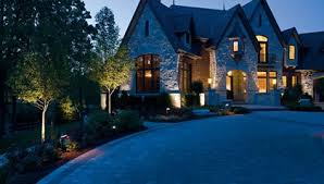 outdoor landscape lighting hardscape path lighting deck lighting landscape lighting