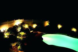 swimming pool lighting ideas. Outdoor Lighting Around Pool Ideas Landscape Agreeable Swimming Area Pictures