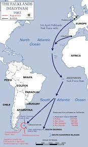 Falkland Savaşı - Vikipedi