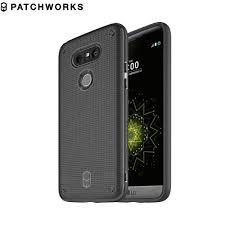 lg phone black. patchworks flexguard lg g5 case - black lg phone