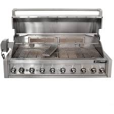 Bbq Galore Outdoor Kitchen Grand Turbo By Barbeques Galore 52 Inch Built In Stainless Steel