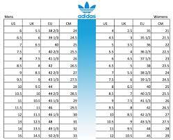 adidas sizing chart adidas superstar size chart world of printable and chart