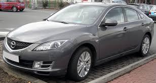 Mazda 6 Bolt Pattern