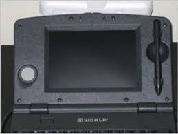 Bandai Pippin Atmark World Video Game Console Library