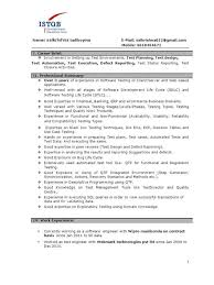 Prototype Test Engineer Sample Resume 18 Resume And Work Samples
