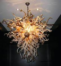 art glass chandelier design art glass chandelier glass hand blown glass chandelier lighting in chandeliers from