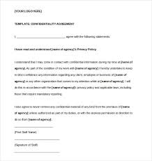 Confidentiality Agreement Samples 20 Confidentiality Agreement Templates Doc Pdf Free Premium