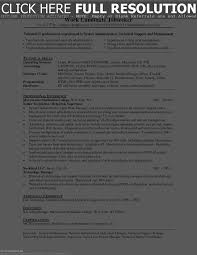 Help Desk Support Resume Resume Work Template