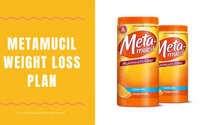metamucil weight loss plan can it help me shed weight