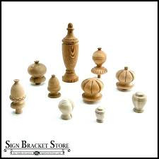 replacement bed post finials finial for bed posts finials for bed posts 3 wood decorative