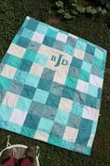 How to Make A Wedding Signature Quilt | waterpenny quilts and ... & Wedding Signature Quilts Adamdwight.com