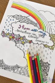 Small Picture 6 Bible Verse Coloring Pages Free bible Bible and Cloud