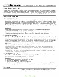Regular Major Account Manager Resume Cover Letter Sample Account