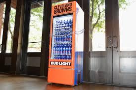 This Cruel Bud Light Smart Fridge Unlocks Only When The