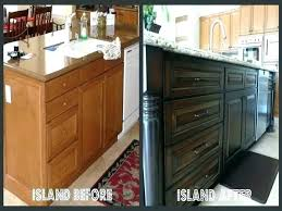 updating oak kitchen cabinets without painting updating old kitchen cabinets spray painting kitchen cabinets cost old