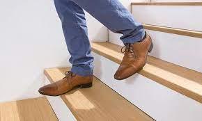Durch das verlegen wird die treppe wieder schöner. Parkett Auf Treppe Verlegen Selbst De