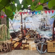 пиратская фотозона для именинницы варечки именинницу ждет