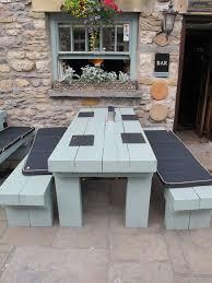 German Beer Garden FurnitureBeer Garden Benches