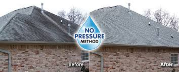 pressure washing greensboro nc. Perfect Greensboro No Pressure Roof Stain Cleaning For Washing Greensboro Nc