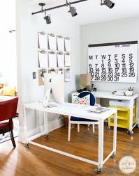 decorated office. Un-decorated | Inspired By Charm Decorated Office N